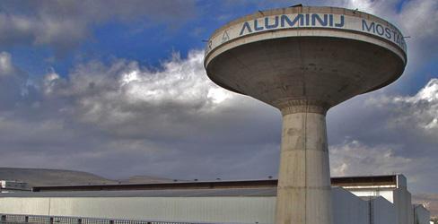 Financijska policija ulazi u Aluminij
