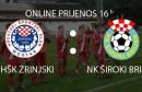 Online prijenos utakmice HŠK Zrinjski - NK Široki Brijeg