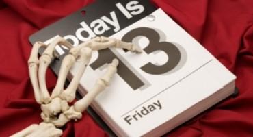 Danas je petak 13., a ako se bojite, doznajte što to znači