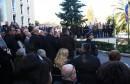 Otkriven spomenik poginulim pripadnicima policijske uprave dubrovačko - neretvanjske