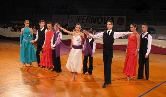 ŠPK Romantik osvojo zlato u najtežem finalu na Winter Dance Openu 2013