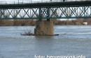 Rijeka Sava u prvim danima Nove godine