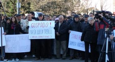 Mostar: Nema predaje! - novinari nastavljaju štrajk
