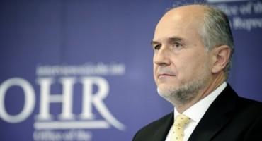SARAJEVO Inzko najavio nove korake, ali i jači angažman Njemačke i SAD prema BiH