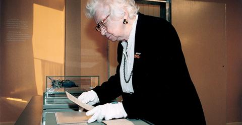 U 101. godini umrla Miep Gies, žena koja je krila Annu Frank