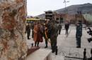 Glavni zapovjednik snaga EUFOR-a u BiH general bojnik Bernhard Bair boravio je danas u Mostaru