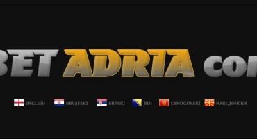 BETADRIA.COM kladionica: Vikend listić, koeficijent 4,45