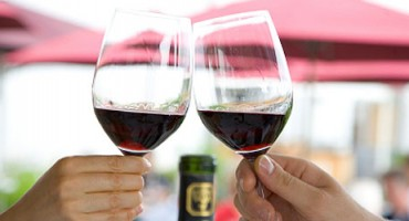 Netko je popio malo više pa tvrdi: Popiti jednu čašu vina jest kao ispiti tri čašice votke!