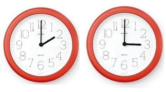 Zimsko računanje vremena: 25. listopada se kazaljke vraćaju s 3 na 2 sata