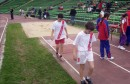 Mladi atletičari HAK Zrinjski pobrali odličja
