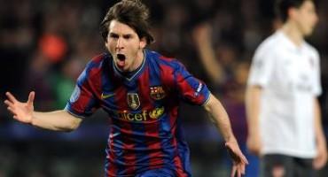 Još jedna maestralna predstava čarobnog Messija za veliku pobjedu Barce nad Liverpoolom