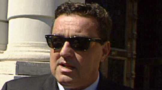 Ognjen Šimić u sarajevskom zatvoru