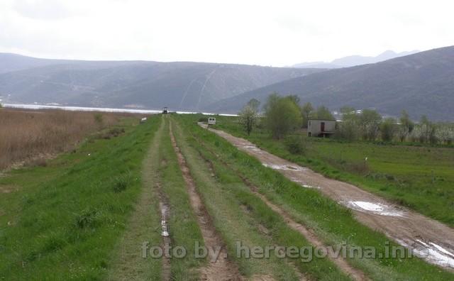Čapljina: Zbog vode iz hidroelektrana u slivu Trebišnjice, propalo svitavsko povrće