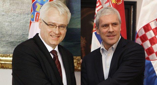 Tadić i Josipović zbog snježne blokade ostali na Jahorini