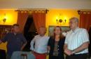 """Silvio Nardo sa svojim prijateljima u Restoranu """"Romansa"""" u Mostaru"""