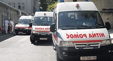 Mostar: U prometnoj nesreći ozlijeđena jedna osoba