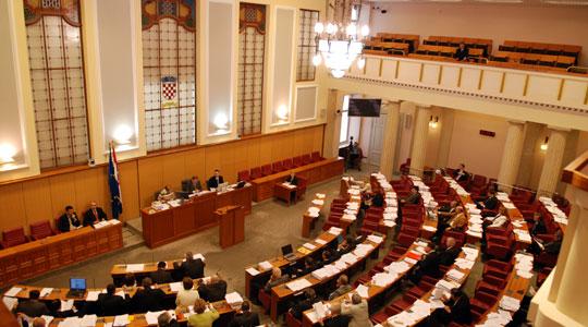 Saborska većina uz potporu HDSSB-a izglasala pokretanje ustavnih promjena