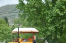 započeto asfaltiranje Trgu hrvatskih velikana (Rondo)