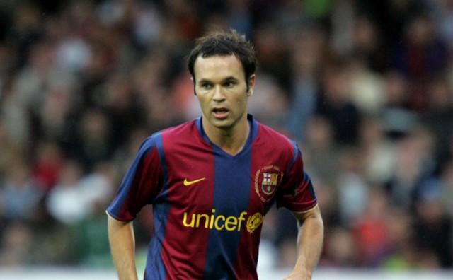 Iniesta u Barceloni do 2018. godine