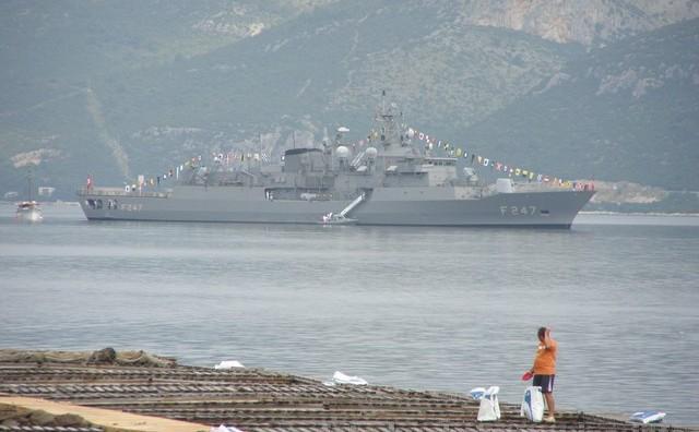 Najavljeni prosvjedi protiv uplovljavanja ratnih brodova u Neum