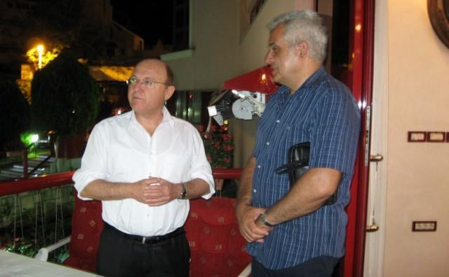 Mostar: Bešlić sa izraelskim veleposlanikom