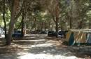 Auto kamp Dole
