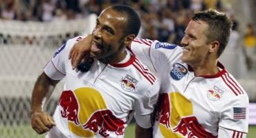 Henry se vraća u Arsenal