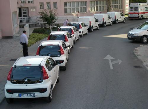 MO PARKING KRENUO U AKCIJU Počela naplata parkinga kod Doma zdravlja