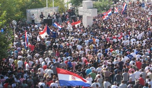 Hrvati u Bosni i Hercegovini moraju birati svoje predstavnike!