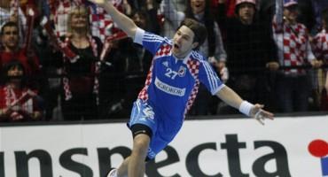 Hrvatska izgubila od Danske