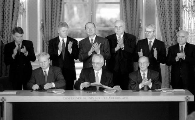 Gdje su nestali Daytonski mirovni sporazumi, Hrvatska jedina ima kopiju