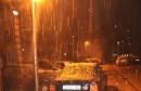 U Mostaru počeo padati snijeg