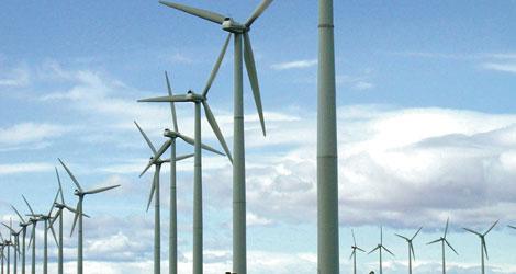 Danski rekord energije proizvedene iz energije vjetra