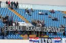 Navijačka potpora hrvatskim generalima