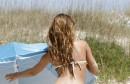 Sexy Belen Rodriguez na odmoru sa Fabrizijem Coronom u Španjolskoj