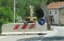 Radovi na magistarlnoj prometnici Rama-Jablanica