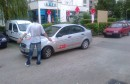 Mostar: Kultura parkiranja službenih automobila