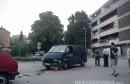 Mostar: Prometna nesreća na raskrižju Ulice Zvonimirove i Ulice Kralja Tvrtka