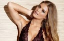 Sexy model Nina Agdal pozirala u donjem rublju