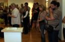 U krcatomu Klubu Aluminij otvorena izložba arhitektonskih projekata dr. Adnana Pašića