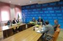 Počeo sastanak stranačkih lidera