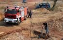 Mostar: Strahovit požar probio u Aluminijev krug i zaprijetio spremnicima plina