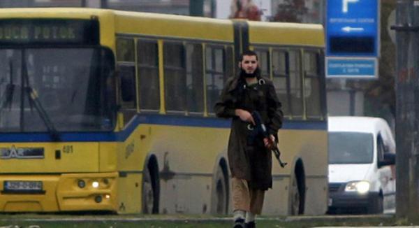 Mevlid Jašarević osuđen na 15 godina zatvora za terorizam