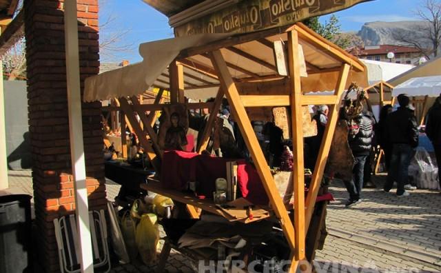 Grad Mostar osigurao besplatne štandove za nastupajuće blagdane