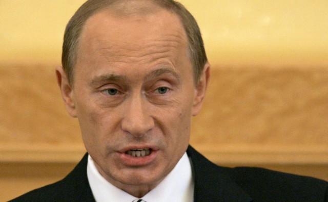 Traje potraga za Putinom ?