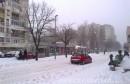 """Mostar: Snijeg još pada, zimske službe """"iznenadila"""" zima"""