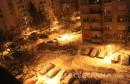 Mostar: Snijeg opet pada