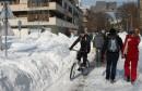 Mostar: Sunce izmamilo na snijeg tisuće Mostaraca