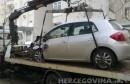Mostar: Teška prometna nesreća, dvije osobe životno ugrožene
