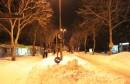 Noć u bijelom Mostaru